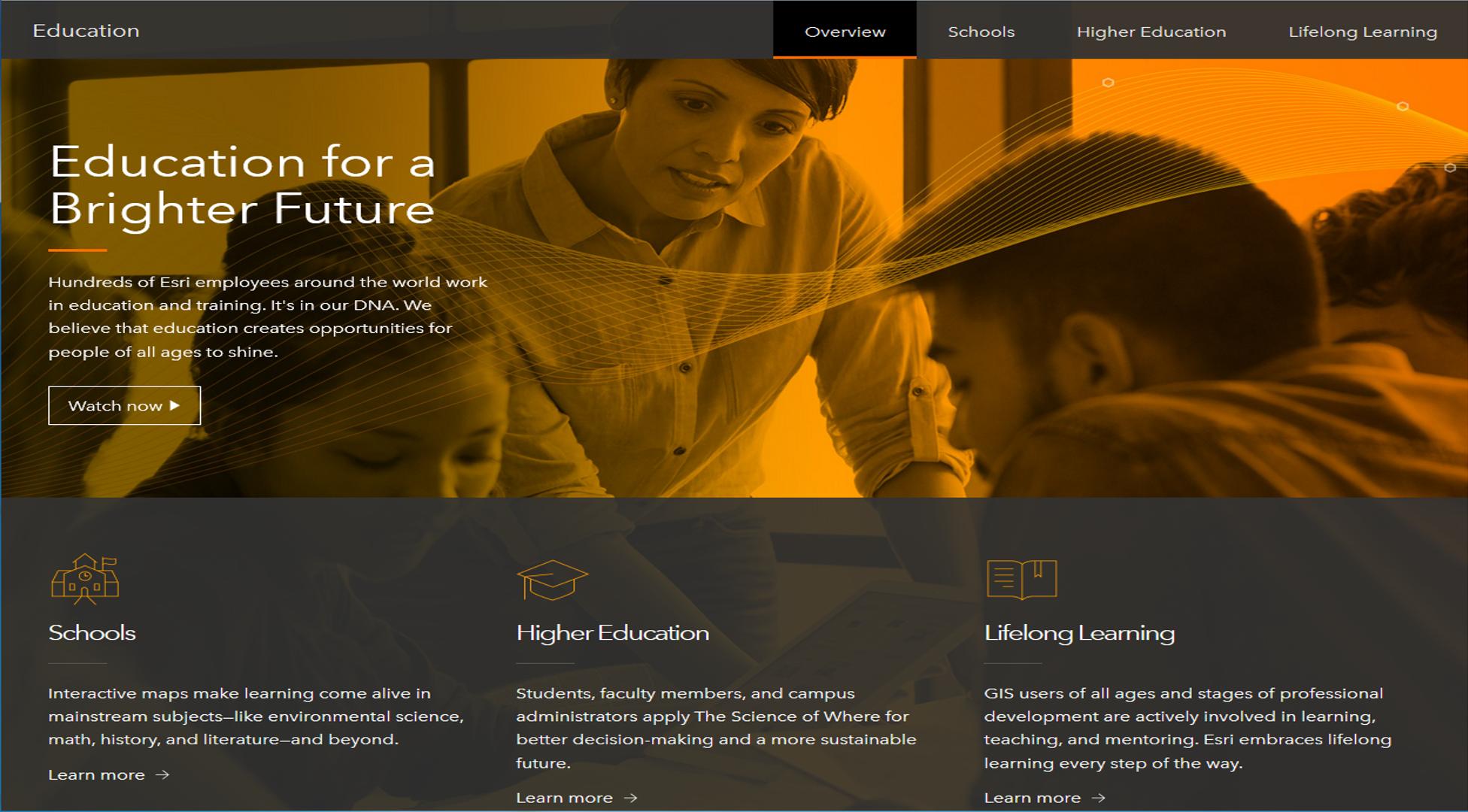 ESRI Education